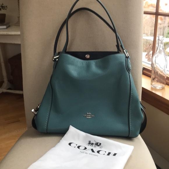 efefec5312d9 Coach Handbags - Coach Edie Shoulder Bag 31